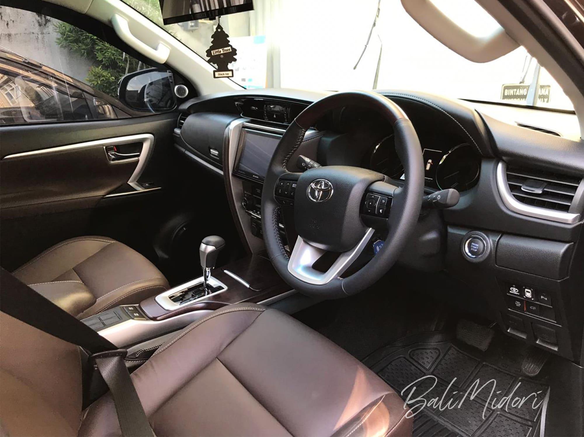 Kekurangan Toyota Fortuner Vrz Review
